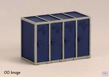 42-547 Scenecraft N Gauge Cycle Cabinets