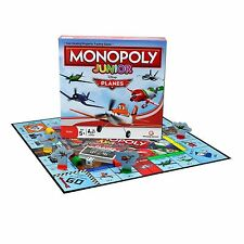 Disney Planes - Junior Monopoly & Top Trumps - Combo Deal