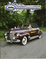 1941 Special Deluxe Cabriolet - Generator & DistributorMagazine Volume 47, #12