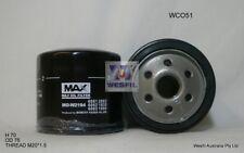 WESFIL OIL FILTER FOR Alfa Romeo Spider 2.0L 1998-2003 WCO51