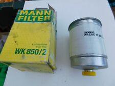 MANN FUEL FILTER WK850/2 FITS FORD TRANSIT,LDV