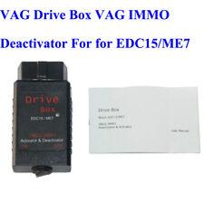 VAG Drive Box For Bosch EDC15/ME7 OBD2 IMMO Deactivator Activator Drive Box
