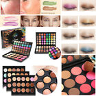 Face Highlighter Powder Palette Makeup Cosmetic Contour Concealer Foundation Set