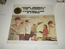CRAIG BEVAN & THE TOURIST - LOOKING FOR A LABEL - RARE LP 1980 KBD/PUNK WAVE NEW