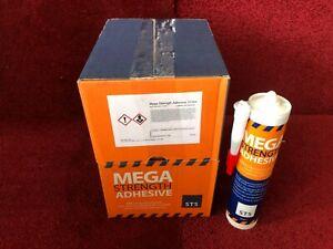 Box of 12 STS No More Ply Mega Strength Adhesive
