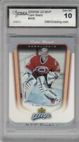 2005-06 UPPER DECK UD MVP CAM WARD CAROLINA #408 ROOKIE CARD RC GEM MINT 10