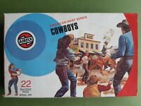 VINTAGE AIRFIX 1/32 AMERICAN WEST SERIES COWBOYS 1974 BOXED (PART SET)