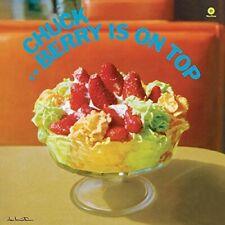 Chuck Berry Berry Is on Top 2 Bonus Tracks 180g Vinyl LP