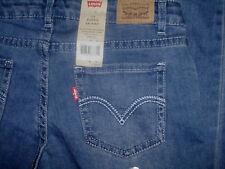 Girls Levi's 710 Super Skinny Clean Blue Size 16 Regular Jeans