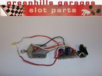 Greenhills Scalextric Lotus Honda Camel Engine, Lights, Guide Blade & Turbo F...