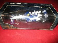 1/18 MINICHAMPS Williams F1 BMW Fw24 R. Schumacher 2nd Half Of Season 2002
