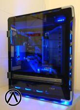 Custom Liquid Rtx 2080 Ti x 4 Sli Ryzen 3970X Deep Learning Workstation Pc