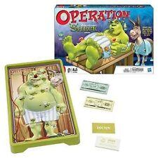 Hasbro Fantasy Operation Modern Board & Traditional Games
