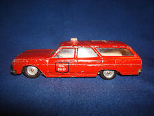 Vintage Chevrolet Chevelle Fire Chief Station Wagon By Cragstan