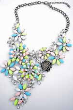 Unbranded Diamond Statement Costume Necklaces & Pendants