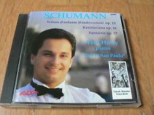 Yves Henry - Schumann : Scènes d'enfants, Kreislerianan, Fantaisie - CD Adda