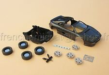 LS Voiture Ferrari F355 355 collector Gris foncé  1/43 Heco modeles miniature