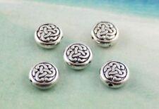 P1403 8pc Retro Tibetan Silver Hand bone Charm Bead Pendant Jewellery Making