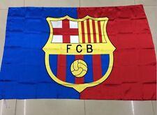 Barcelona FC Flag Banner 3x5 ft Spain Soccer Bicolor New Futbol Club Spanish