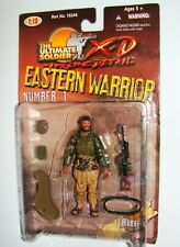 "1/18 Ultimate Soldier Afghanistan Osama Bin Laden Taliban Mujahideen Figure 4"""