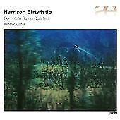 Birtwistle: Complete String Quartets, , Audio CD, New, FREE & FAST Delivery
