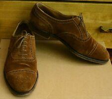 4d986cc7b8fe1 Crockett & Jones, Lace Up, velvet leather Shoes, Size UK 8.5, Made