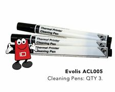 Evolis High Trust ACL005 Cleaning Pens Evolis Zenius, Primacy, Elypso & Avansia