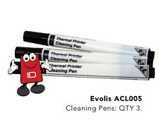 Evolis High Trust ACL005 Cleaning Pens Evolis Zenius, Primacy, Elypso & Avansia