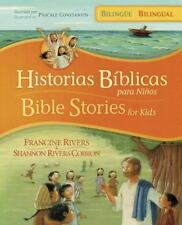 Historias bíblicas para niños / Bible Stories for Kids (bilingüe / bilingual) (S