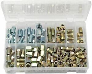 Draper Expert 205 Piece Brake Pipe Union Kit 54367