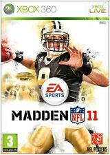 Xbox 360 - Madden NFL 11 (2011) **New & Sealed** Official UK Stock