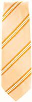 New Finamore Napoli Yellow Tie