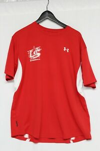 Under Armour Team USA Baseball Shirt from 2004 - Red - Size Large