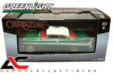 CHASE GREENLIGHT 86529 1:43 1958 PLYMOUTH FURY 1983 CHRISTINE MOVIE CAR