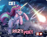 King of Tokyo: Rozy Pony Promo Monster