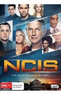 NCIS Season 17 (2020) BRAND NEW Region 4 DVD
