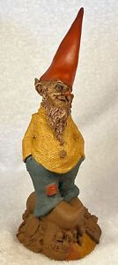 SHINER-R 1988~Tom Clark Gnome~Cairn Studio Item #5055~Edition #60~Story Included