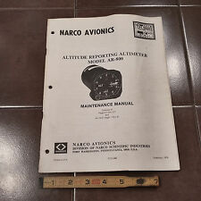 s l225 narco avionics nav coms ebay narco escort ii wiring diagram at eliteediting.co