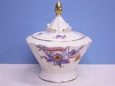 Art Deco de porcelana-dose: Hertel-Jacob: Rehau: 1930er años