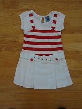PUMPKIN PATCH Girl's Striped Dress Size 3T