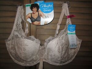"MSRP: $42.00 -PLAYTEX ""Beautiful Lift"" Bra, Style: US4514, Size: 36DDD"