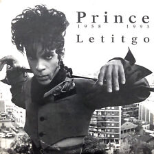 Prince ‎Maxi CD Letitgo - France (VG+/VG+)