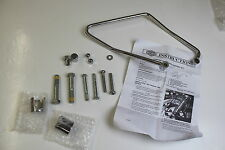 ORIGINALE Harley Davidson 1994-Sella Borsa SUPPORTO rear chrome Saddlebag support
