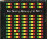 ORIGINAL REGGAE & SKA ALBUM - VARIOUS ARTISTS - CD  NEW