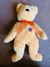 Ty Beanie Buddies 13 Inch Yellow Sunny Bear Soft, Plush Toy