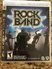 Rock Band (Sony PlayStation 3, 2007)