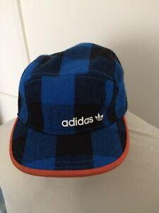 ADIDAS BASEBALL CAP BLUE SIZE SMALL / MEDIUM