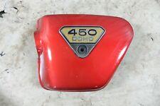 70 Honda CB 450 CB450 Dohc Izquierdo Lateral Cubierta Panel