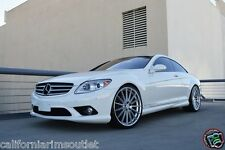 "21"" RF15 STAGGERED WHEELS RIMS FOR MERCEDES S CLASS COUPE C216 C217 CL550 S550"