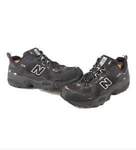 Vtg New Balance 479 Mens 9.5 All Terrain Trail Jogging Running Shoes Black USA